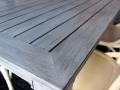Aluminium thermolaqué finition imitation bois