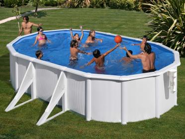 Ambiance jeux dans l'eau !