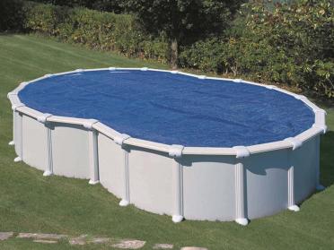 Bâche été pour piscine en 8