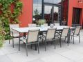 A associer avec les fauteuils Capri anthracite / beige