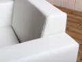 Coussins garnis de mousse Quick Dry Foam® (séchage rapide)