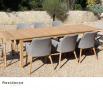 1 table + 6 fauteuils