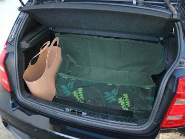 Idéal pour protéger le coffre de la voiture