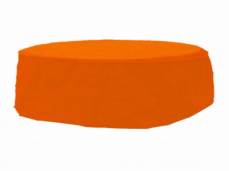Housse de protection table ovale 180 x 100 cm