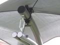 Système de suspension et ombrelle orientable
