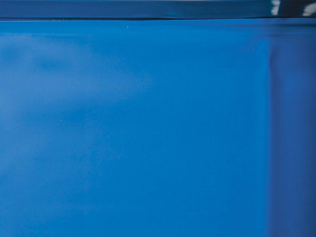 Liner pour piscine acier hors sol ovale h 1 32 m for Piscine hors sol acier ovale