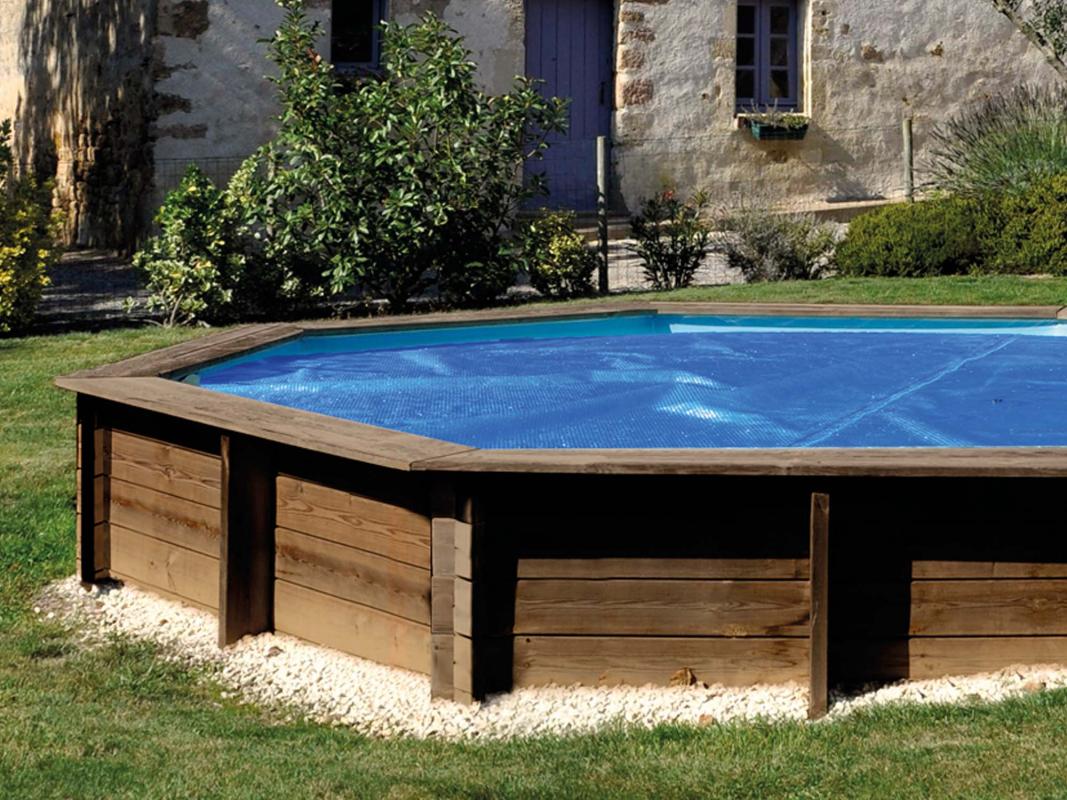 b che t 8 23 x 4 23 m pour piscine bois sevilla. Black Bedroom Furniture Sets. Home Design Ideas