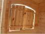 Grande fenêtre avec volets