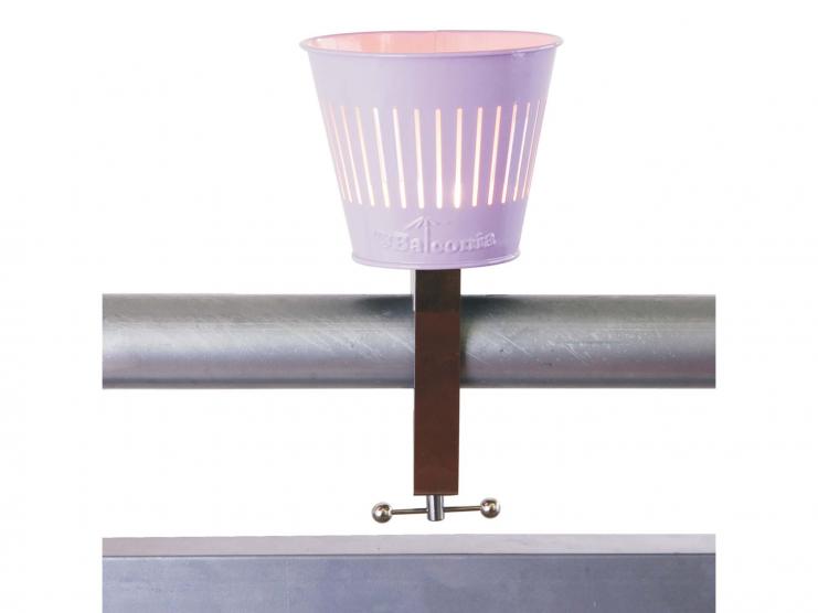 L' illumination coloré de votre balcon !