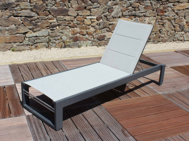 Bain de soleil BRISBANE anthracite (lot)