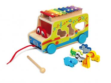 Camion d'activités