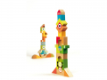 blocs de construction enfant et tangram