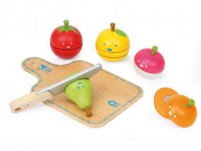 5 fruits et légumes à couper