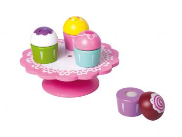 Mon service à cupcakes