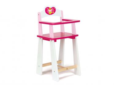 Chaise haute petite Fée