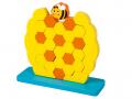 Pique-pique l'abeille, un jeu en bois pour tous les âges