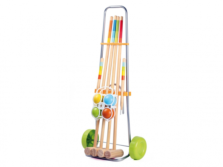 Croquet 4 joueurs
