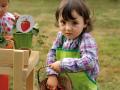 Tablier du petit jardinier