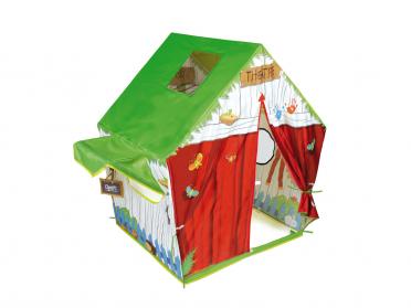 La cabane des bois