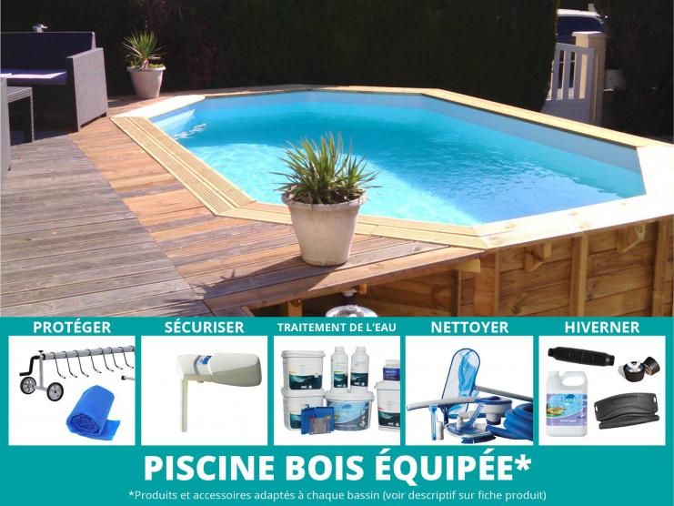 piscine bois grenade