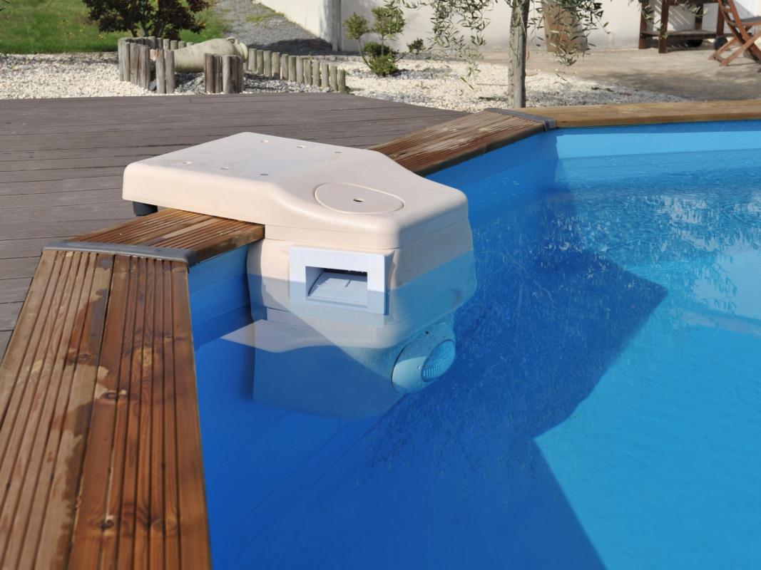 Kit hors bord pour piscines bois sunbay for Reparation skimmer piscine