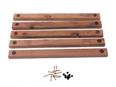 Echelle d'acces à la plateforme pour station bois SOULET