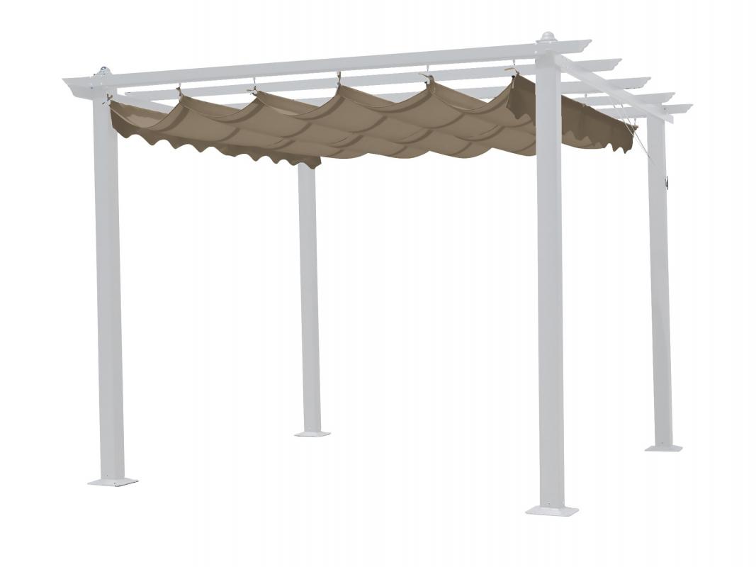 toile de rechange pour pergola op ra. Black Bedroom Furniture Sets. Home Design Ideas