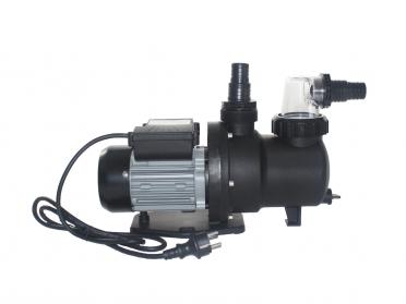 Pompe de filtration auto-amorçante avec préfiltre - 0,75 CV - 13m³/h