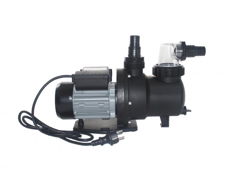 Pompe de filtration auto-amorçante avec préfiltre - 0,75 CV