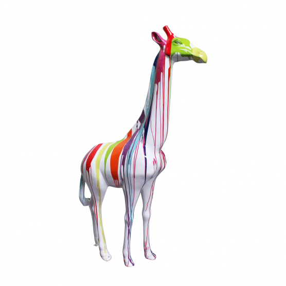 Girafes grandeur nature