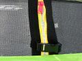 fermeture sécurité trampoline