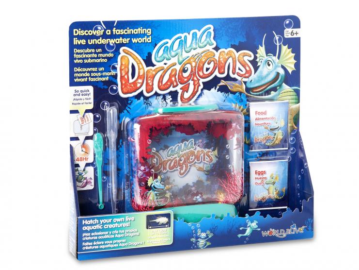 Aqua Dragon Kit