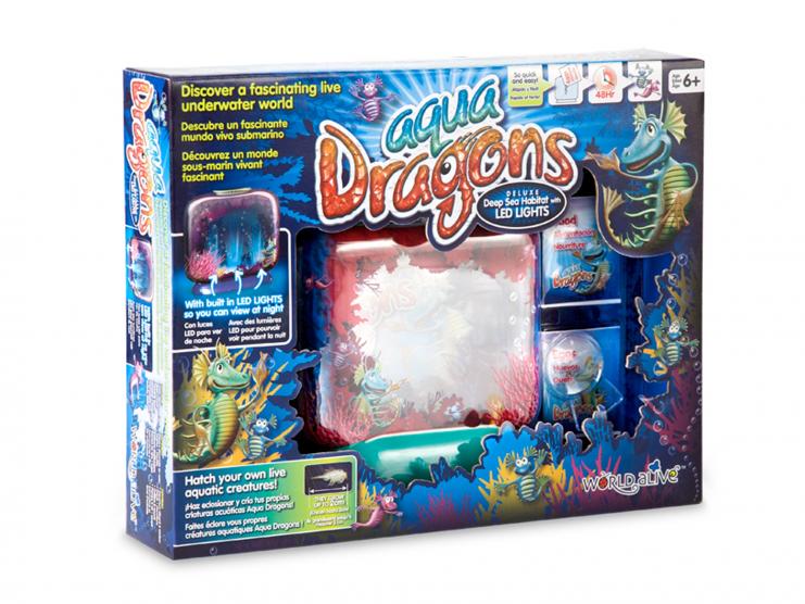Aqua Dragon Deluxe