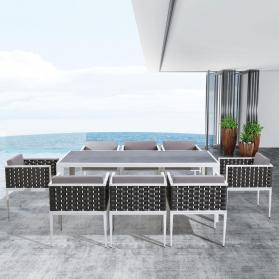 Salons de jardin aluminium - Jardimagine.com