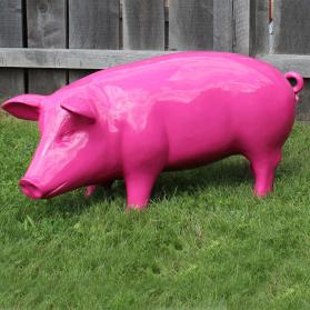 Cochon 95 x 35 x 47 cm