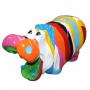 Hippopotame mad