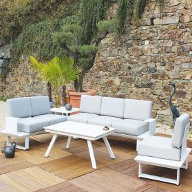 Salons de jardin, salons bas, bains de soleil ou parasols Résidence ...