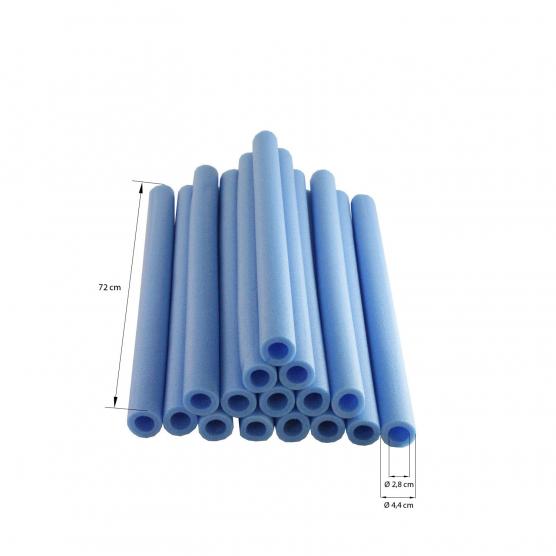 Set 16 mousses de protection pour poteaux trampoline