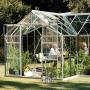 Le classique des jardins d'hiver à la française !