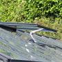 Jardin d'hiver verre trempé 3mm Lams ORANGERIE 13m² avec base - Noir