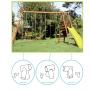 Set de 3 angles pour station bois SOULET et NAT&CHOC