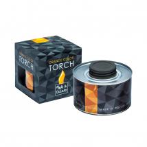 Color Torch avec flamme orange