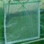 Fenêtre d'aération 35 x 35 cm fermée