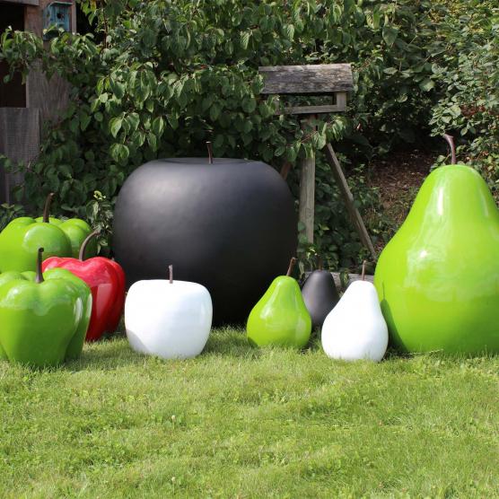 Pommes disponibles en GM et PM