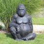 Gorille assis XL