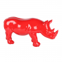 Rhinocéros S en résine