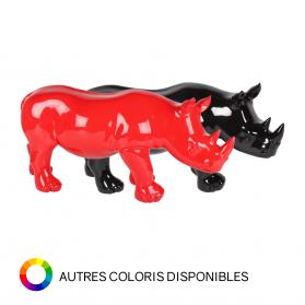 Rhinocéros 72 x 26 x 34,5 cm