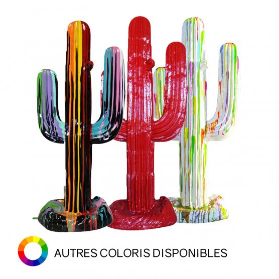 Cactus XL monochrome rouge
