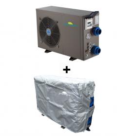 Pompe à chaleur pour piscine volume maximum 120 m³