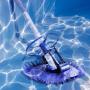 Nettoyeur aspirateur automatique pour piscine